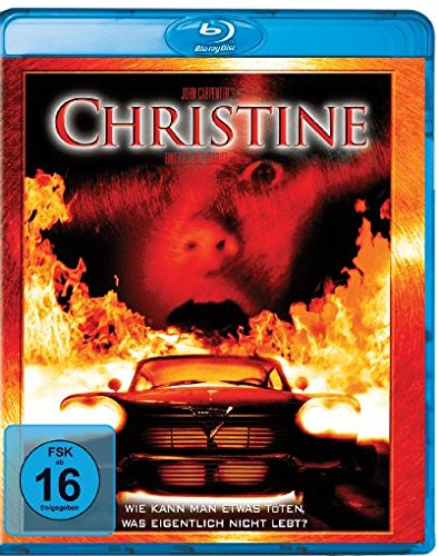 Christine [Blu-ray] [Import anglais] de Sony Pictures Home Entertainment Gmbh