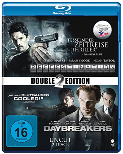 Daybreakers & Predestination [Blu-ray] [Import allemand] de Sony Pictures Home Entertainment Gmbh