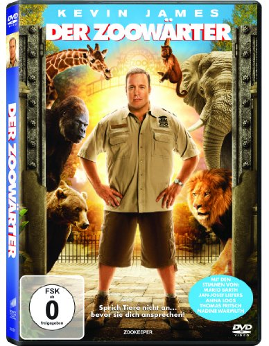 Der Zoowrter [Import anglais] de Sony Pictures Home Entertainment Gmbh
