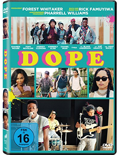 Dope [Import anglais] de Sony Pictures Home Entertainment Gmbh