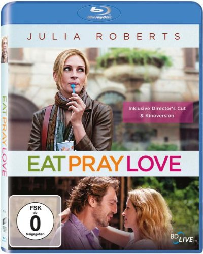 Eat,Pray,Love [Blu-ray] de Sony Pictures Home Entertainment Gmbh