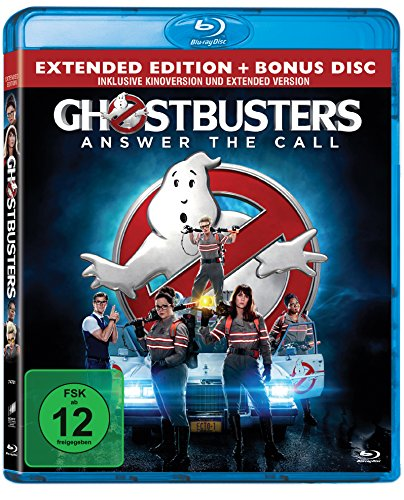 Ghostbusters (2016)-2 Discs [Blu-ray] de Sony Pictures Home Entertainment Gmbh