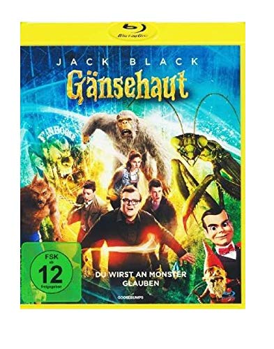Gnsehaut [Blu-ray] [Import anglais] de Sony Pictures Home Entertainment Gmbh