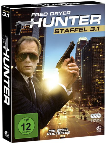 Hunter: Gnadenlose Jagd-Staffel 3.1 de Sony Pictures Home Entertainment Gmbh