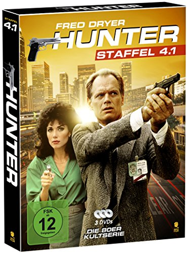 Hunter: Gnadenlose Jagd-Staffel 4.1 de Sony Pictures Home Entertainment Gmbh