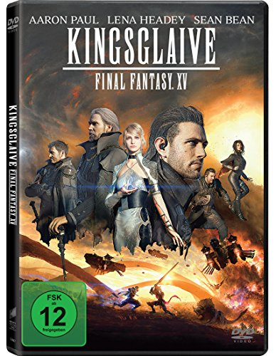Kingsglaive: Final Fantasy XV [Import anglais] de Sony Pictures Home Entertainment Gmbh