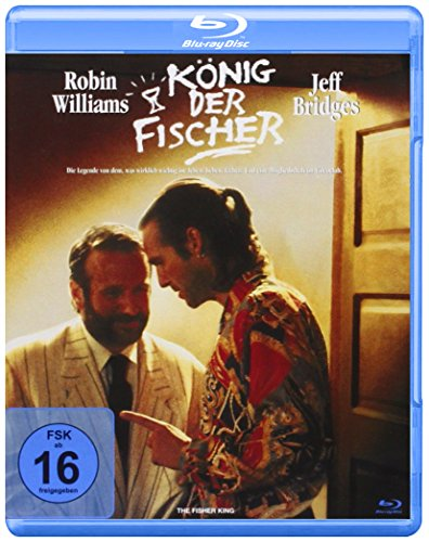 Knig der Fischer [Blu-ray] [Import anglais] de Sony Pictures Home Entertainment Gmbh