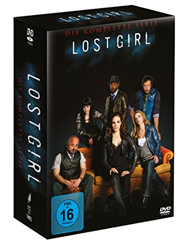Lost Girl-die Komplette Serie [Import allemand] de Sony Pictures Home Entertainment Gmbh