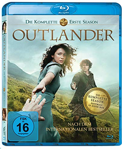 Outlander-die Komplette Erste Season-5 Discs [Blu-ray] de Sony Pictures Home Entertainment Gmbh