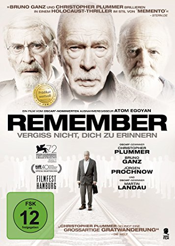 Remember de Sony Pictures Home Entertainment Gmbh