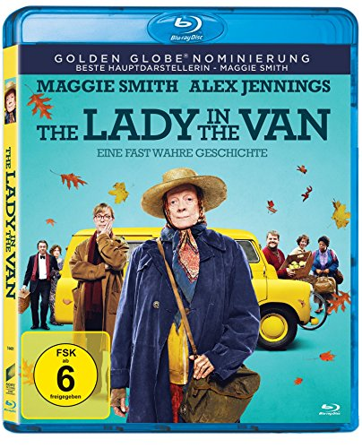 The Lady in the Van [Blu-ray] [Import anglais] de Sony Pictures Home Entertainment Gmbh