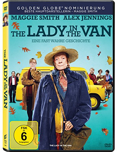 The Lady in the Van-Pinke Amaray [Import anglais] de Sony Pictures Home Entertainment Gmbh
