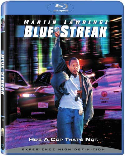 Blue Streak [Blu-ray] [Import italien] de Sony Pictures