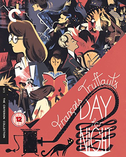 Day For Night (The Criterion Collection) [Blu-ray] [Import italien] de Sony Pictures
