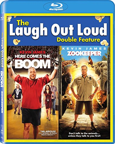Here Comes the Boom / Zookeeper [Blu-ray] [Import italien] de Sony Pictures