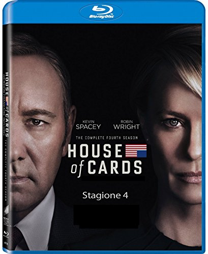 House Of Cards - Stagione 04 (4 Blu-Ray) [Import italien] de Sony Pictures
