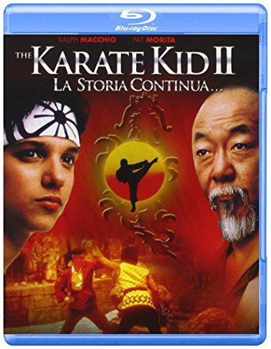 Karate kid 2 - La storia continua... [Blu-ray] [Import italien] de Sony Pictures