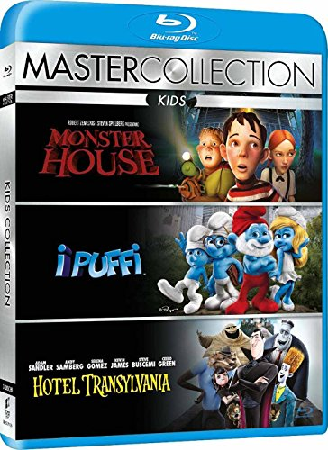 Kids Collection 3 Blu Ray [Blu-ray] [Import italien] de Sony Pictures