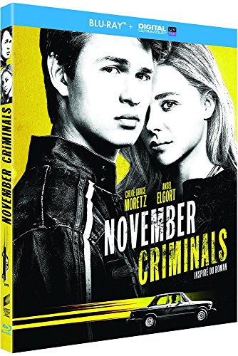 November Criminals [Blu-ray + Digital UltraViolet] de Sony Pictures