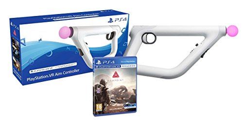 Aim Controller PS4 + Farpoint - Playstation 4 de Playstation