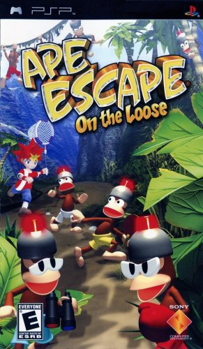 Ape Escape de Sony