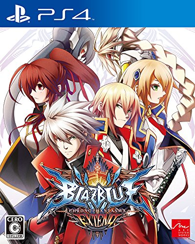 Blazblue Chronophantasma Extend - Standard Edition [PS4] [import Japonais] de Sony