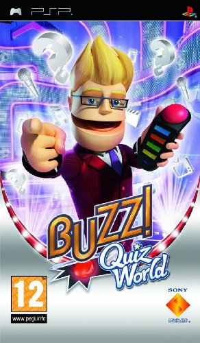 Buzz! : quiz world - essentials [import allemand] de Sony