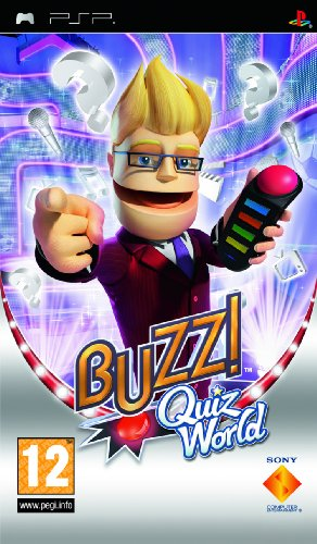 Buzz ! Quiz World de Sony