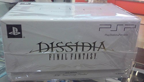 Console PSP 3000 blanche Final Fantasy Dissidia COLLECTOR version japonaise de Sony