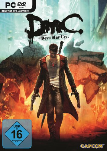 DmC : Devil may cry[import allemand] de Sony