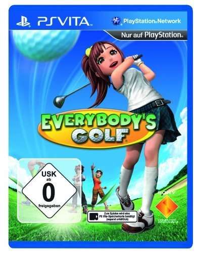 Everybody's Golf [import allemand] de Sony