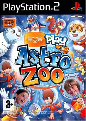 Eye toy play : astro zoo de Sony
