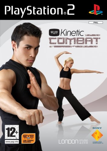 EyeToy : Kinetic Combat de Sony