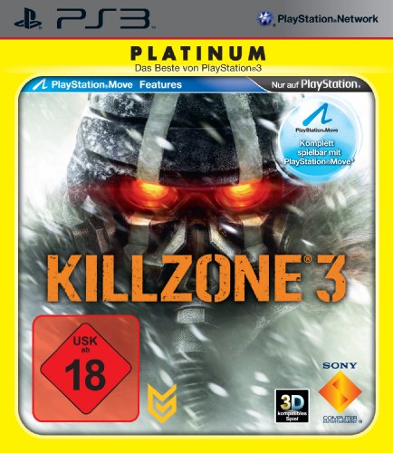Killzone 3 - platinum [import allemand] de Sony