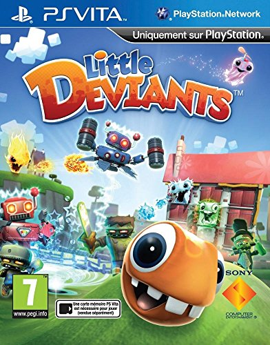 Little Deviants (PS Vita) de Sony