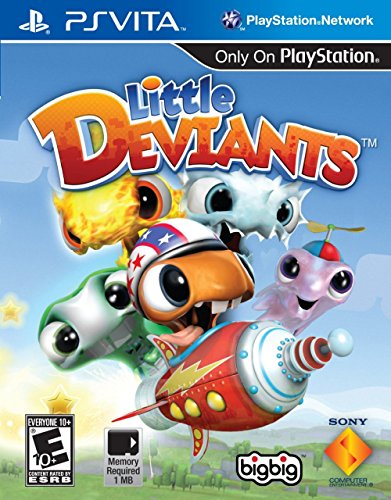 Little Deviants PS VITA US de Sony