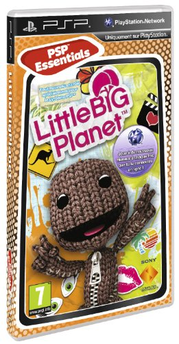 Little big planet - collection essentiels de Sony
