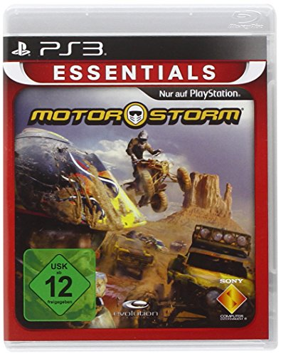 Motor Storm - essentials [import allemand] de Sony