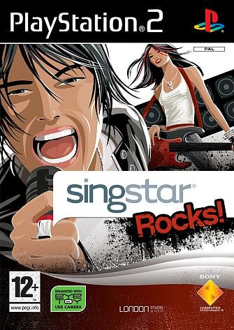 Pack Singstar Rocks ! + Microphone de Sony