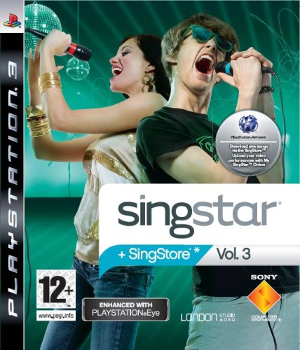 SingStar Volume 3 [import anglais] de Sony
