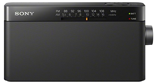 Sony ICF 306 Radio Portable FM/AM de Sony