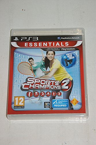 Sports Champions 2 - essentials [import allemand] de Sony