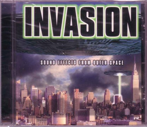 Invasion: Sound Effects From Outer Space [Import USA] de Special Music