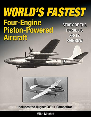 World's Fastest Four-Engine Piston-Powered Aircraft de Specialty Press