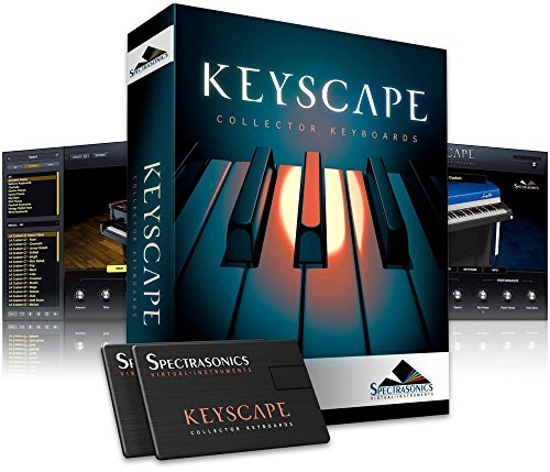 Keyscape de Spectrasonics