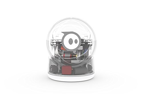 Sphero Sprk Edition Boule robotique Transparent de Sphero