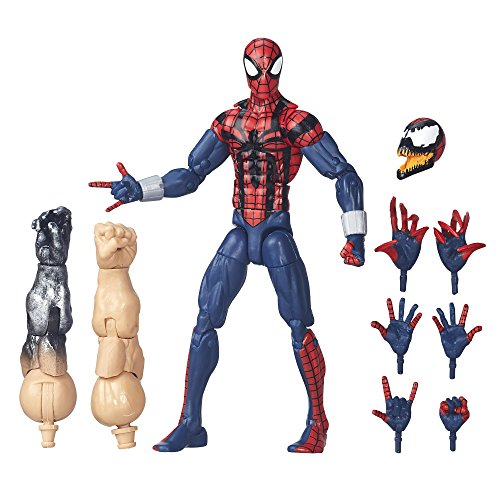 Spider-Man Marvel Legends Series : Edge of Spider-Verse : Ben Reilly de Spider-Man