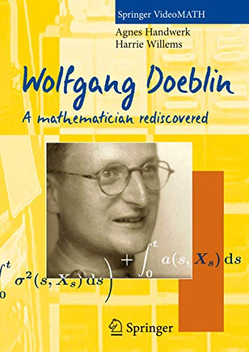 Wolfgang Doeblin. DVD-Video (NTSC) [import allemand] de Springer