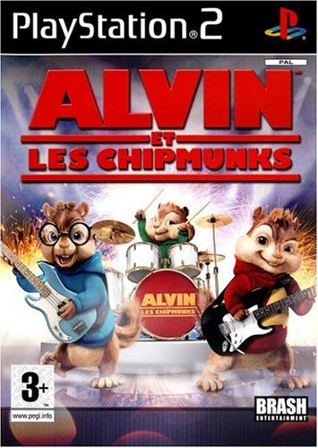 Alvin Et Les Chipmunks de Square Enix