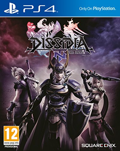 Dissidia Final Fantasy NT - Collector's Limited - PlayStation 4 de Square Enix